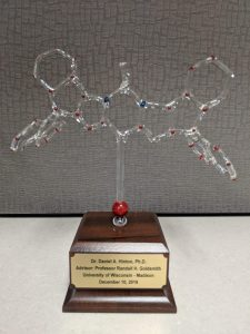 Dr. Daniel Hinton Trophy