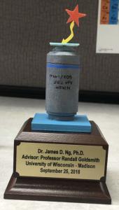 Dr. James Ng Trophy