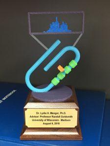 Dr. Lydia Manger Trophy